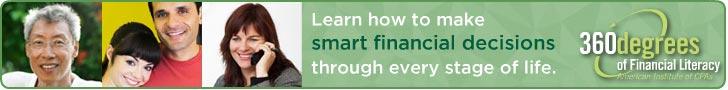 Ad Council - Financial Literacy