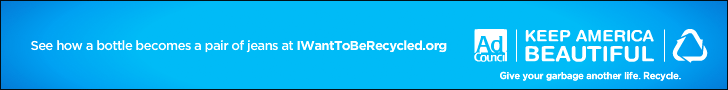 Ad Council - Recycling