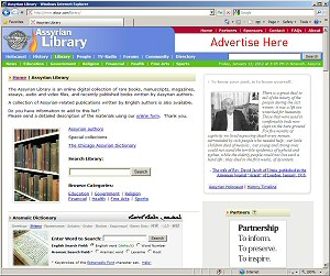 Assyrian Library