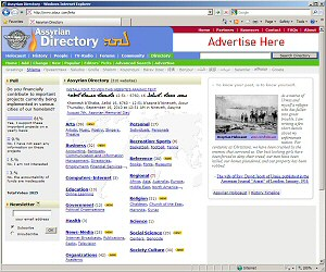 Assyrian Directory